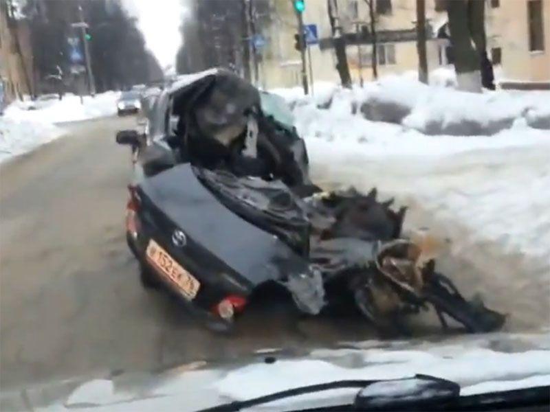 Водителю Тойоты, ездившему по Ярославлю с трупом, грозит до 7 лет