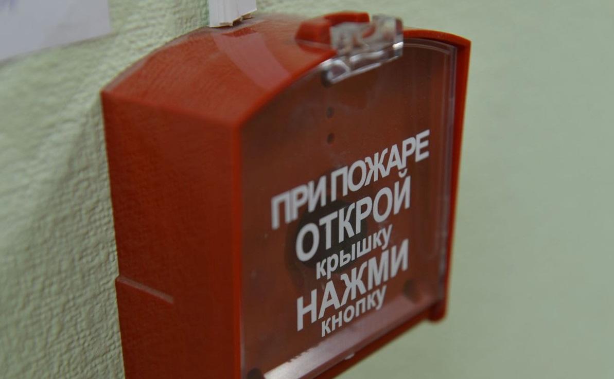 В Рыбинске горел детский сад
