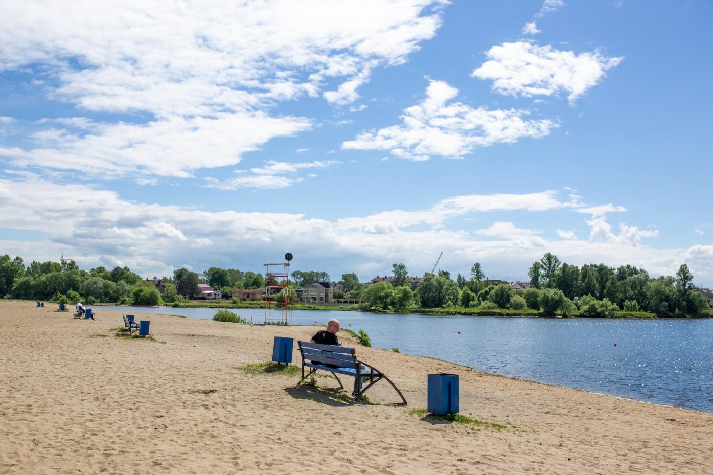 В Ярославской области планируют открыть З8 официальных пляжей