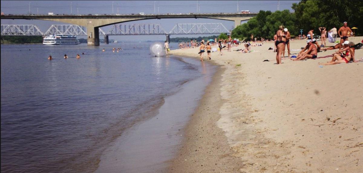На всех ярославских пляжах разрешили купаться впервые за несколько лет
