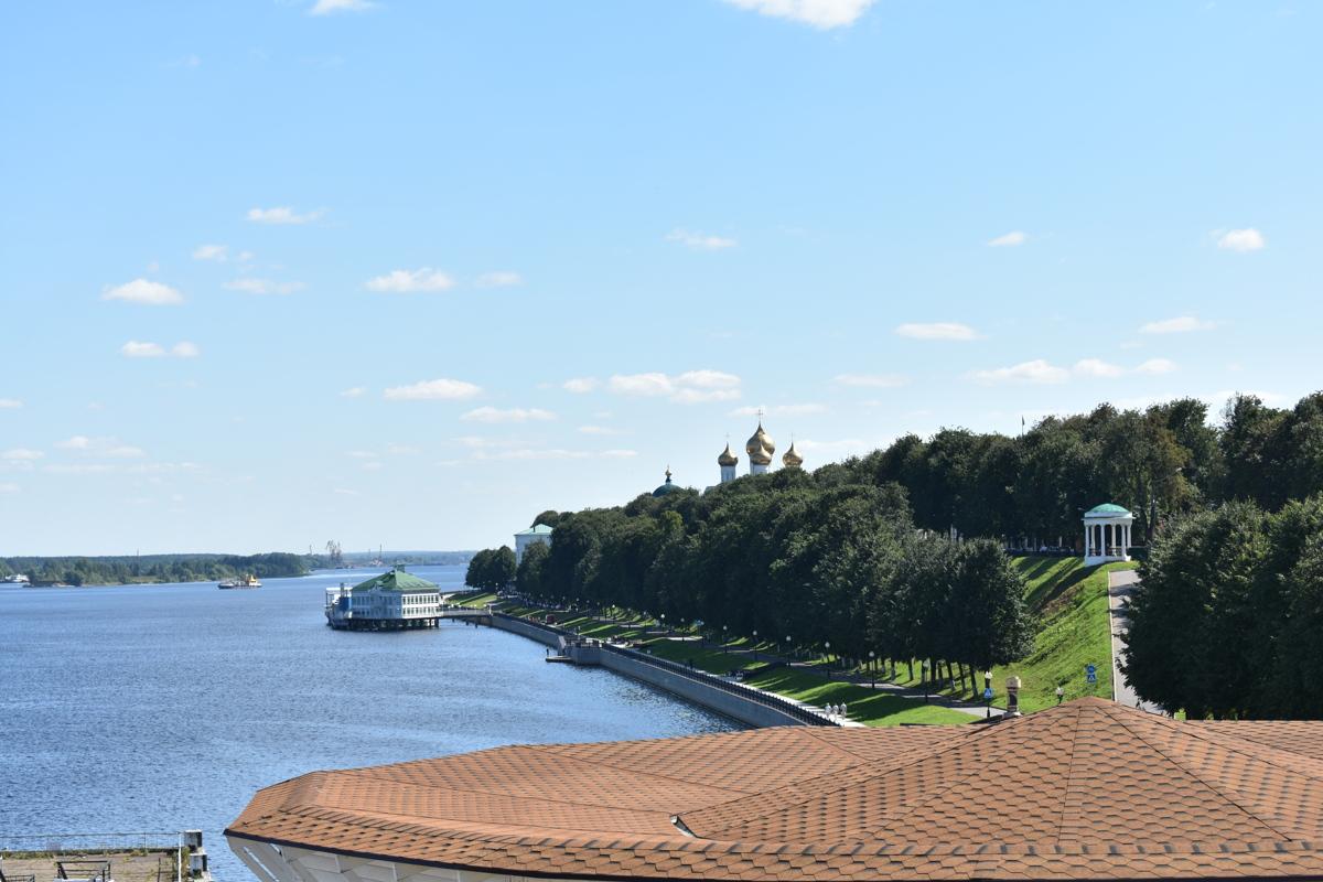 Теплая и сухая погода ждет ярославцев в ближайшие выходные