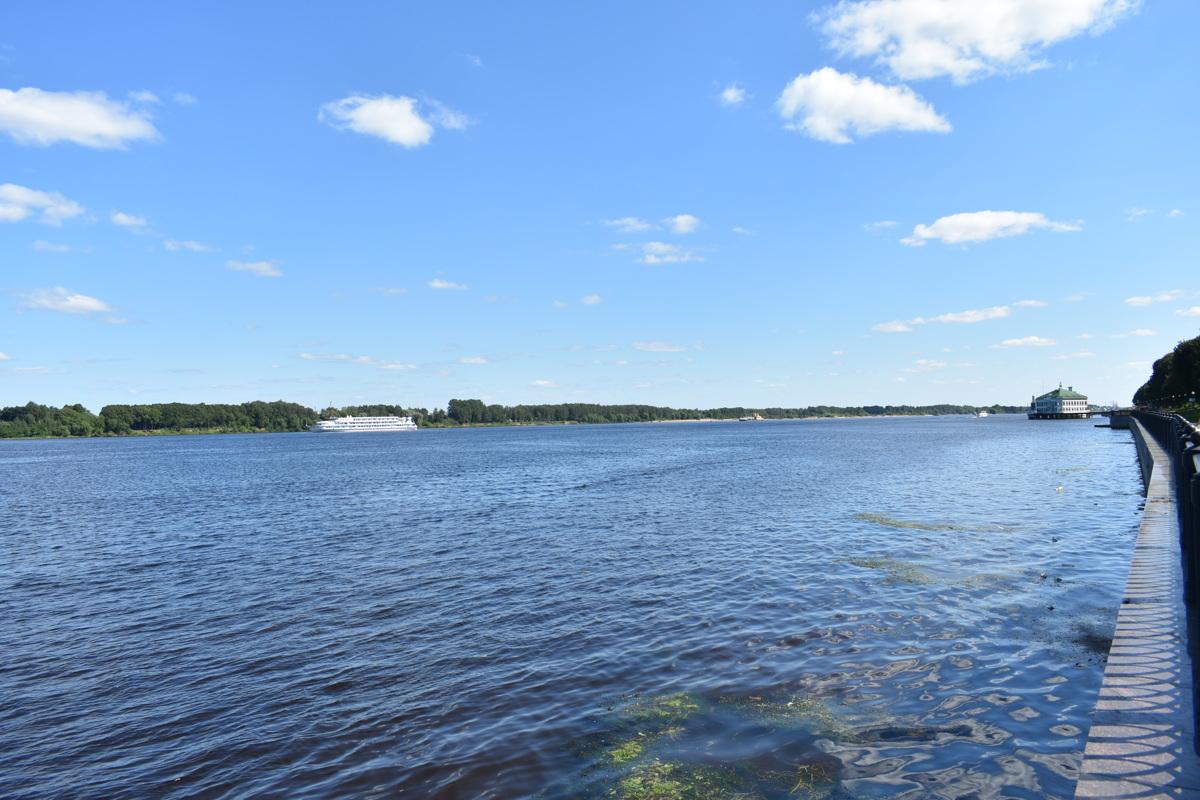 Мощность сбросов с Рыбинского водохранилища снизили для стабилизации гидрологической обстановки в регионе