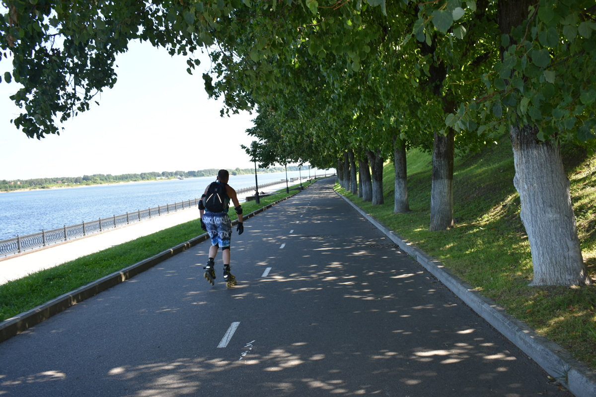 В центре Ярославля из-за соревнований перекроют дороги