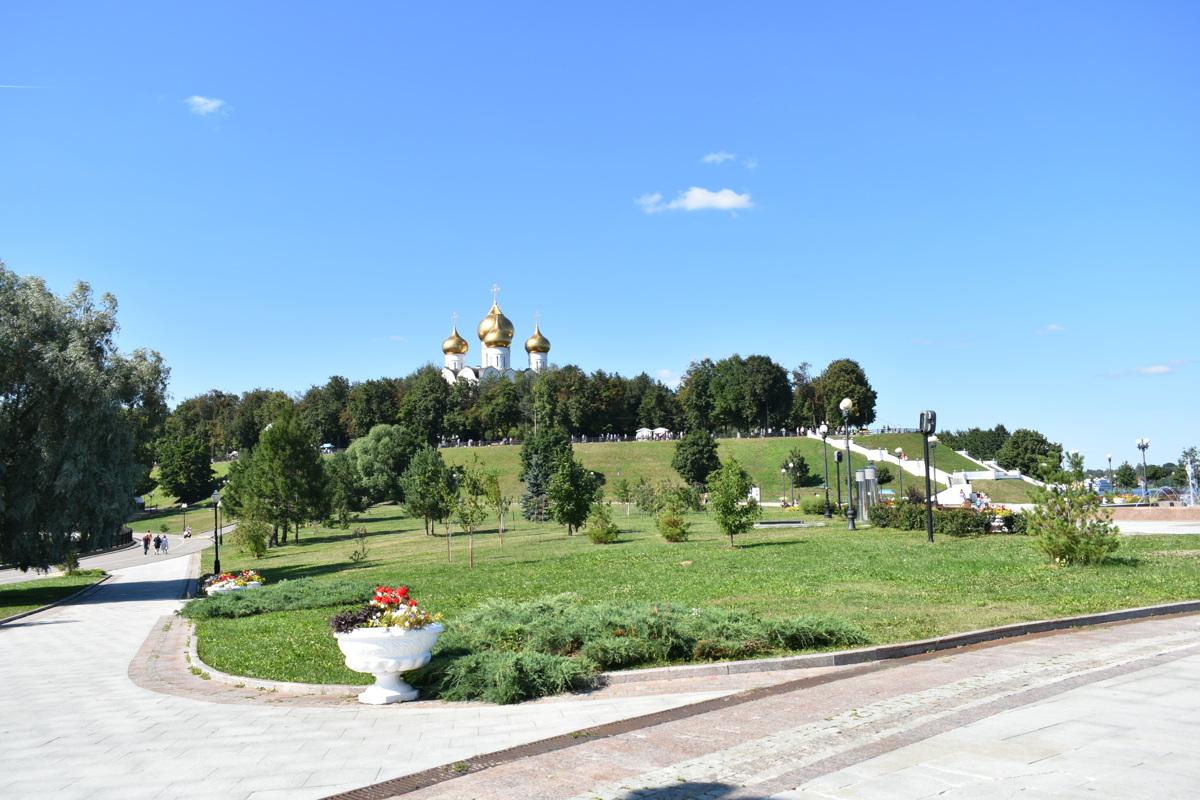 Ярославль вошел в топ-10 самых европейских городов России