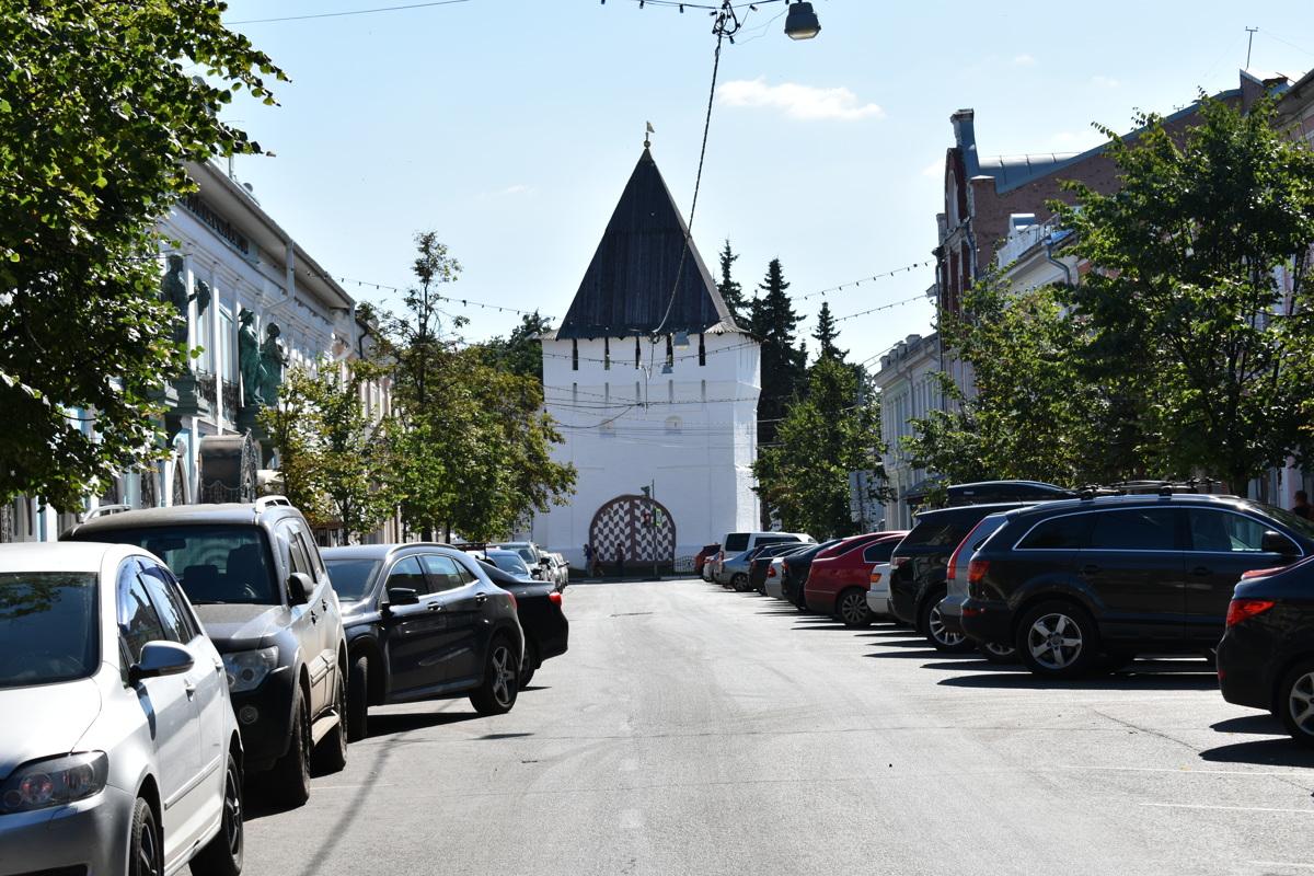 В Ярославле эвакуировали людей из музея-заповедника из-за подозрительного предмета