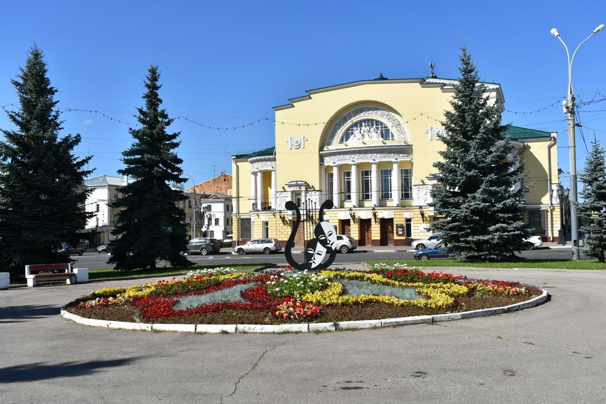 В Ярославле высадят 27 тысяч тюльпанов
