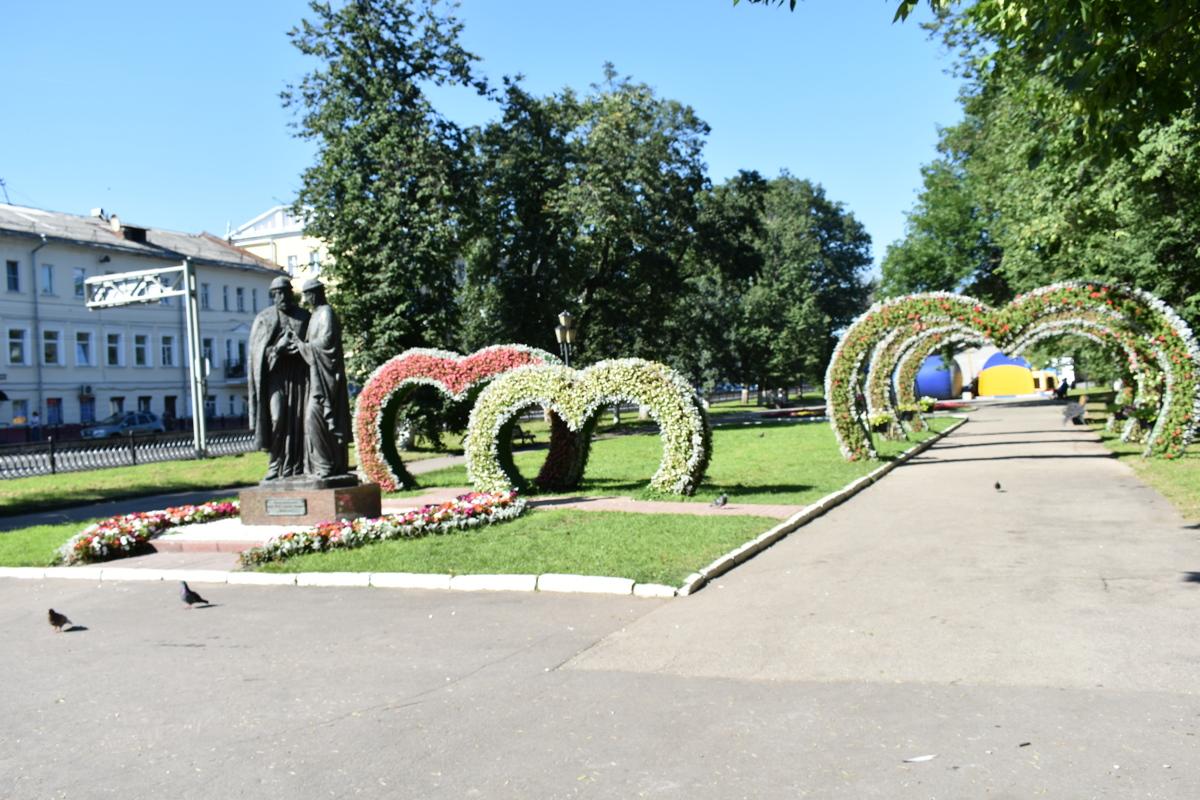 Ярославль вошел в десятку самых романтических городов для свиданий в России