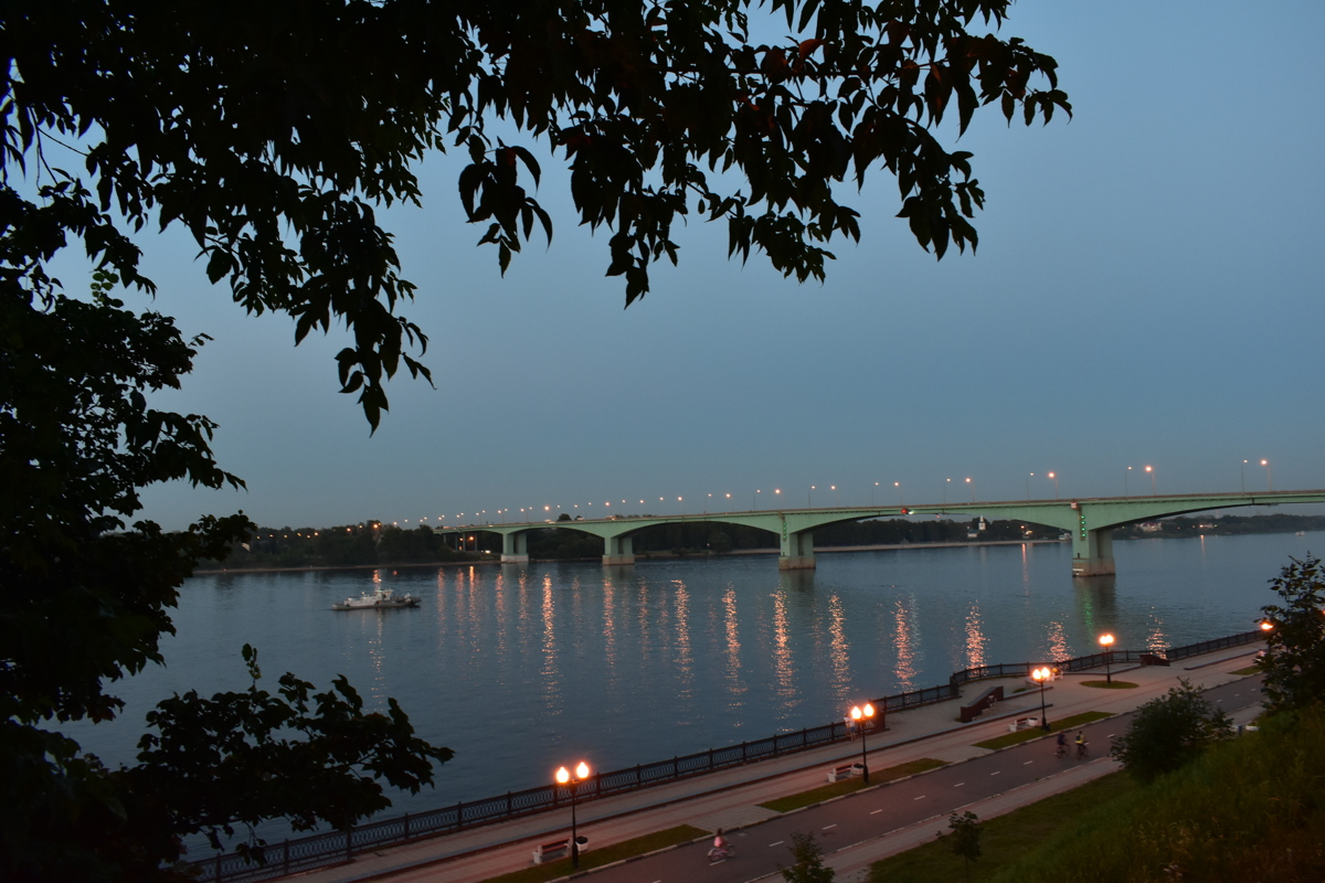 В Ярославле Октябрьский мост отремонтируют частично