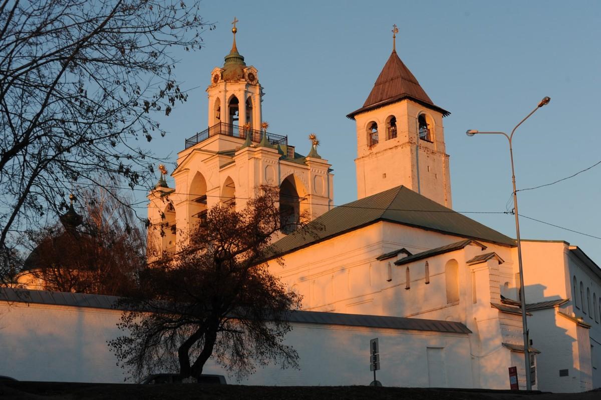 Ярославль вошел в топ-5 городов, популярных для путешествий на Рождество