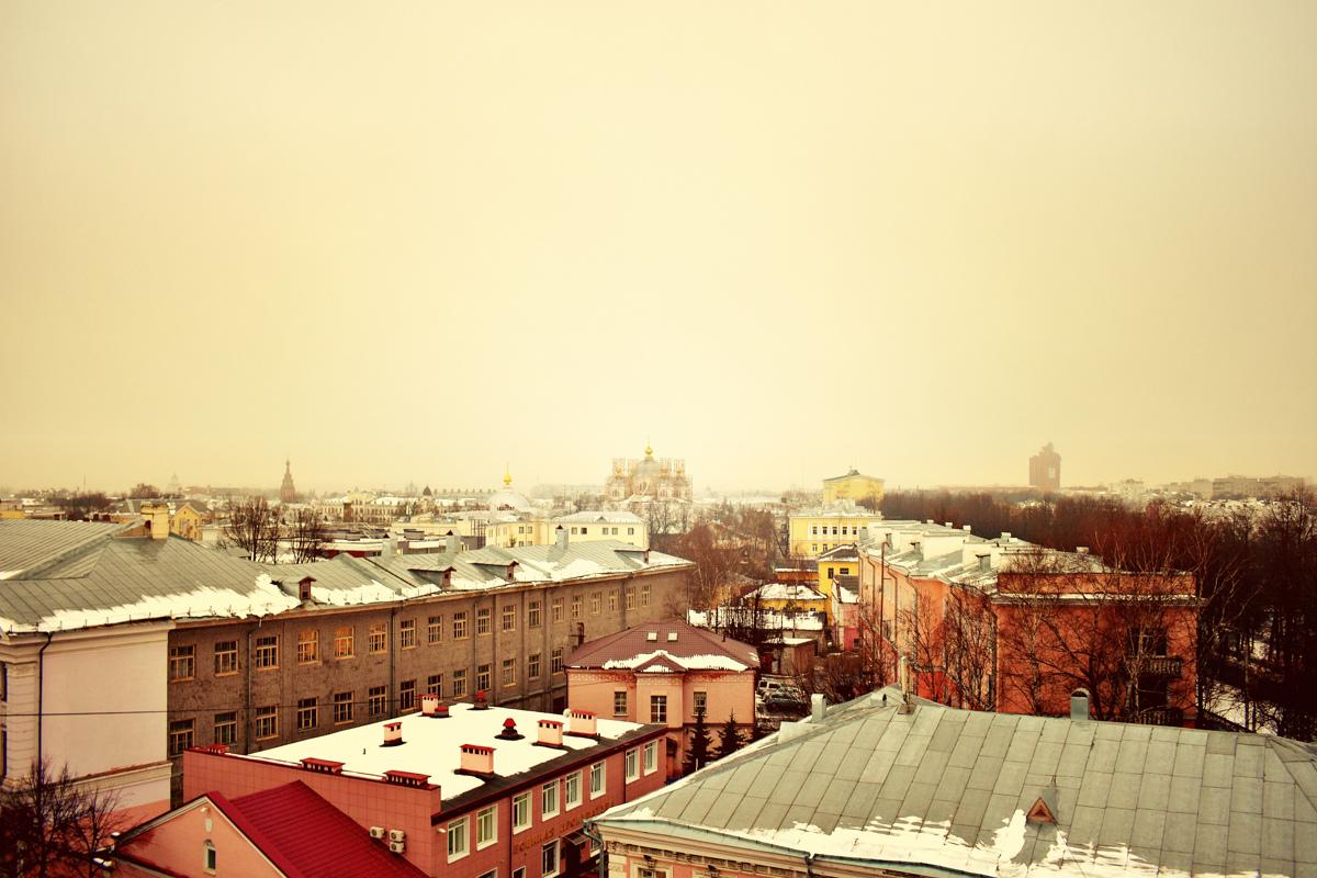 В Ярославле на этой неделе ожидается похолодание
