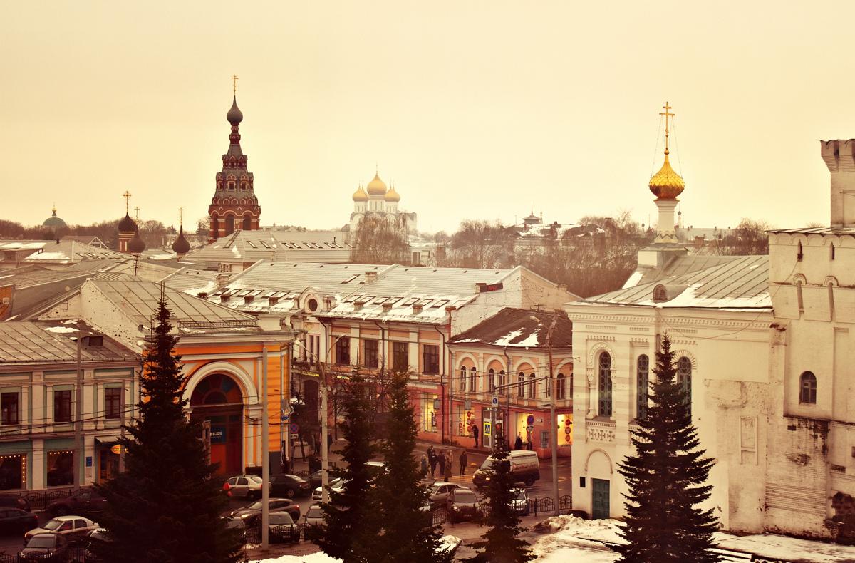 Турмаршрут Золотое кольцо – в числе трех самых интересных в России