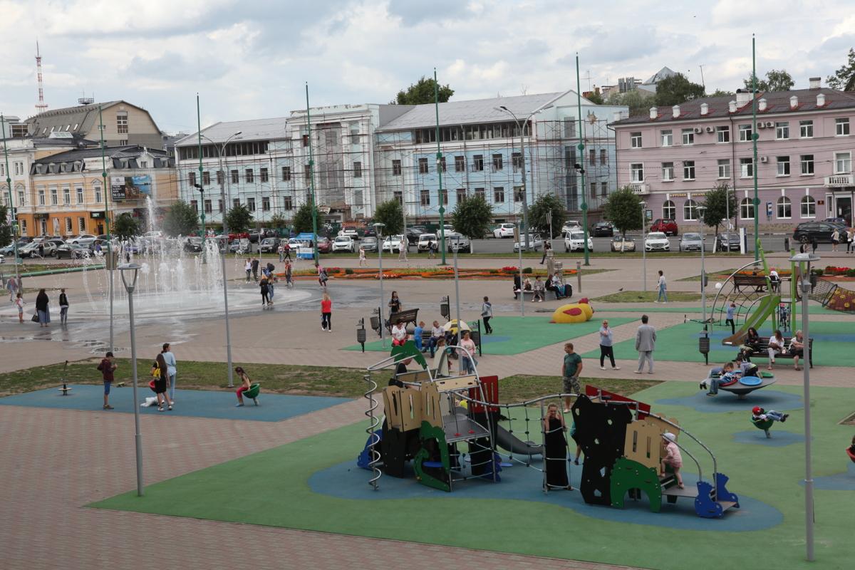 Детский городок – под снос? Власти Ярославля рассказали, что сделают с небезопасными городками