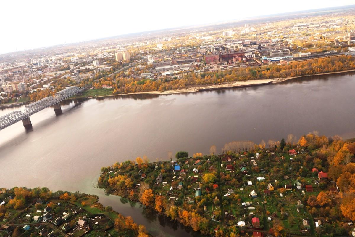 Ярославль вошел в двадцатку самых красивых осенних городов