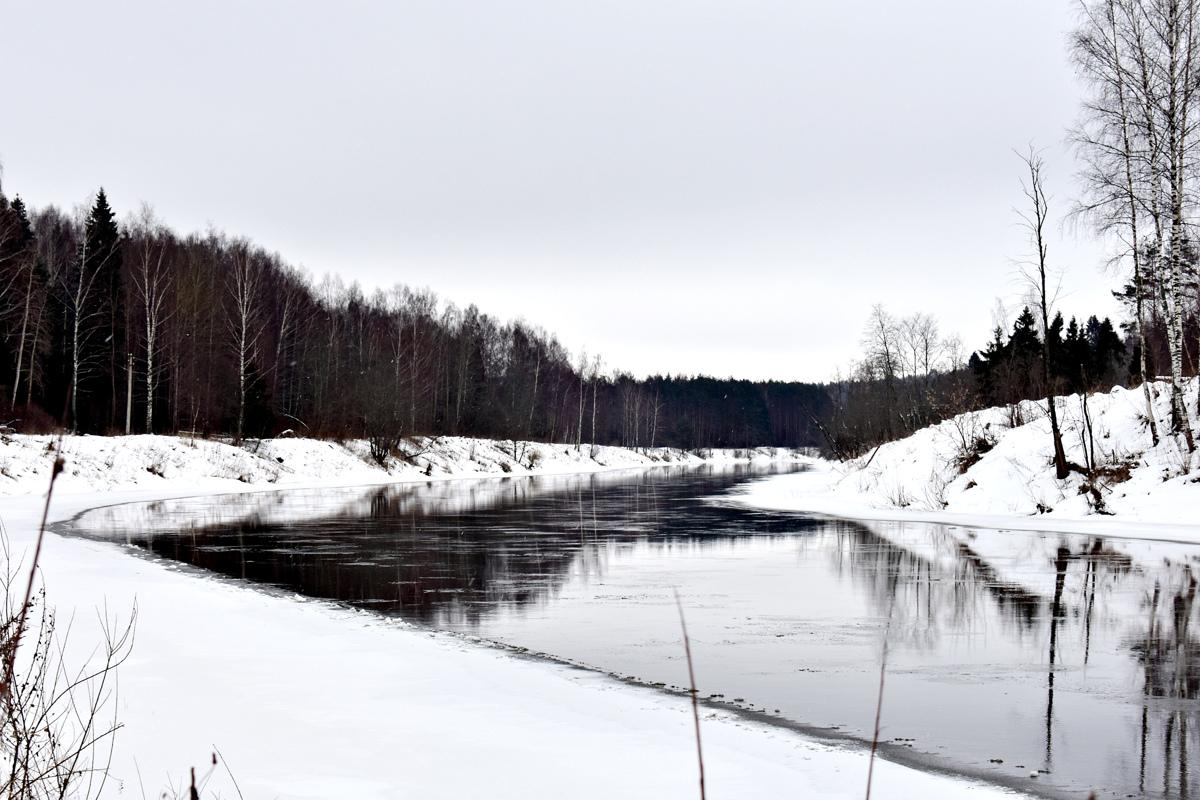 Большая вода: какие районы Ярославской области могут оказаться в зоне подтопления