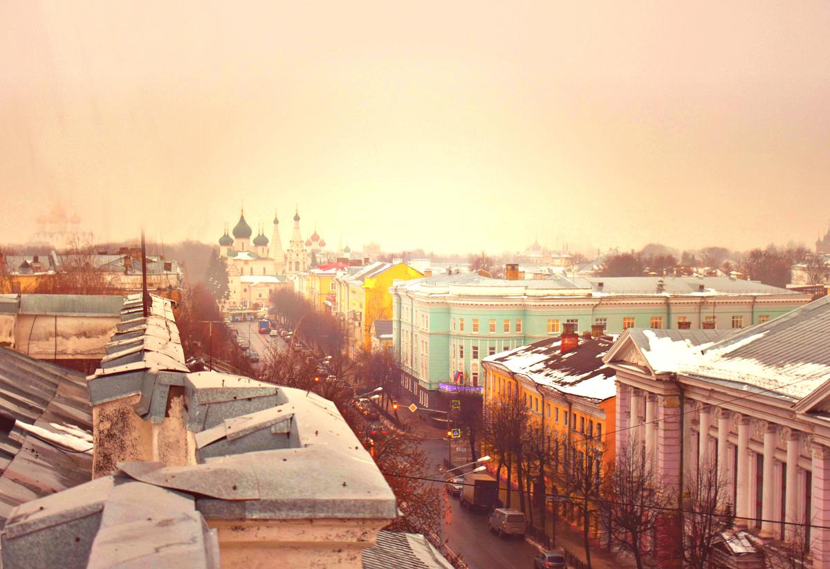 Четыре города Ярославской области попали в топ городов ЦФО, популярных для путешествий