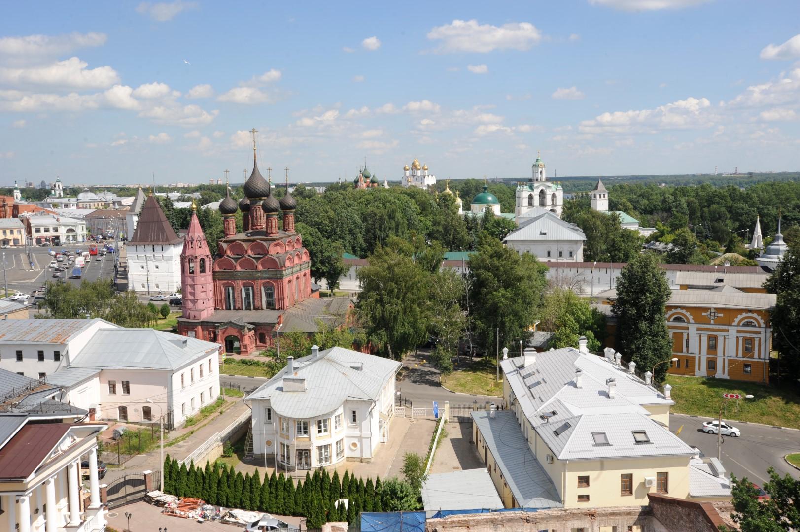 Школьники из Калужской области посетят Ярославль в рамках нацпроекта «Культура»