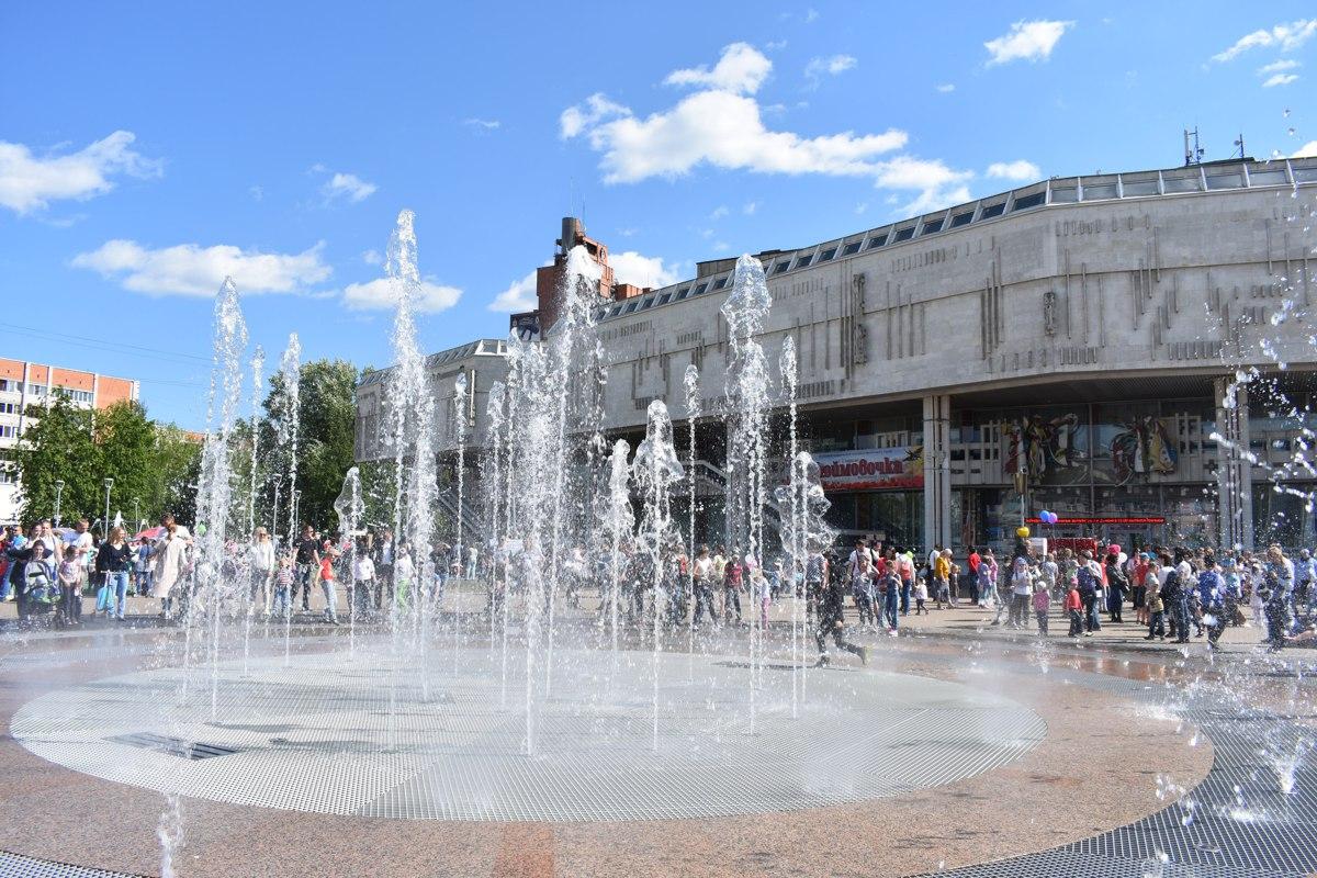 В Ярославле отключили фонтаны: причина