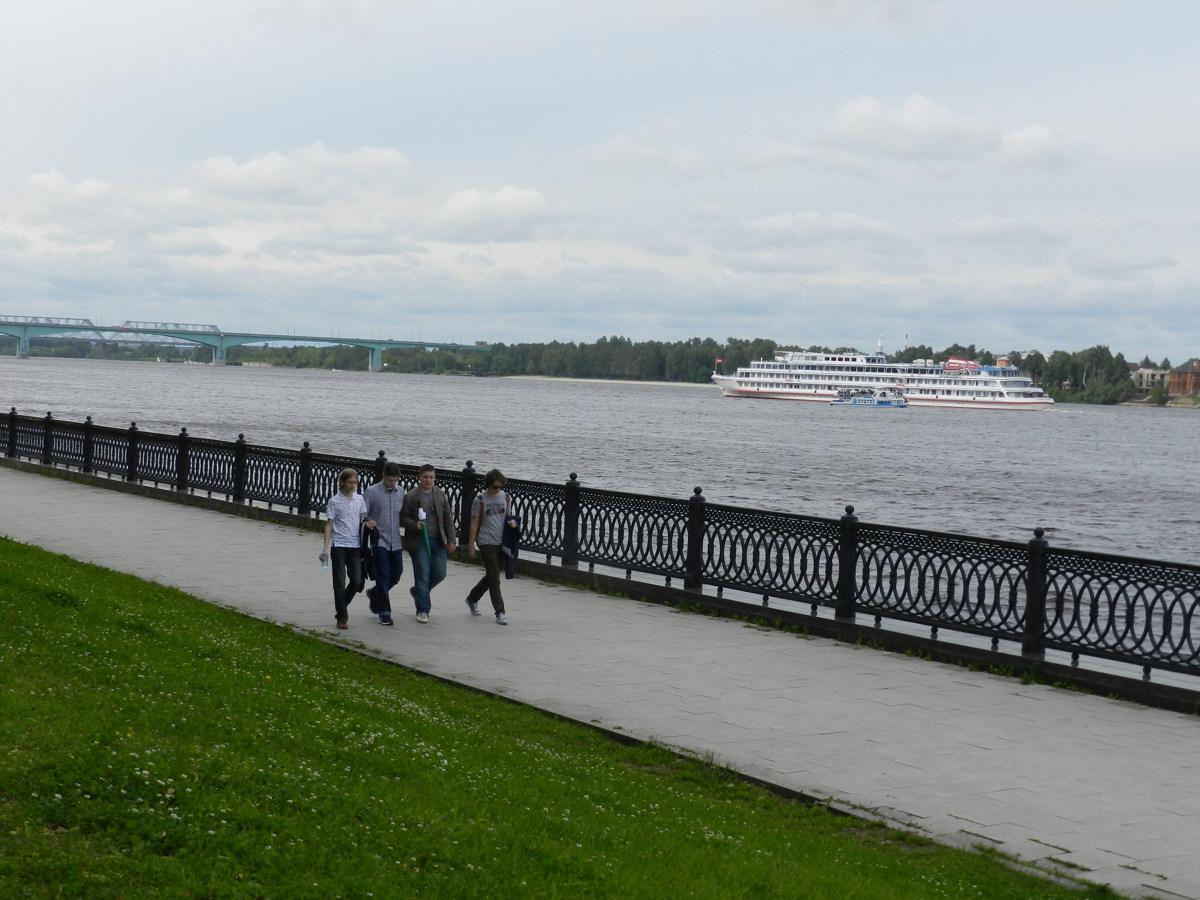 В Ярославскую область пришло похолодание: синоптики прогнозируют усиление ветра