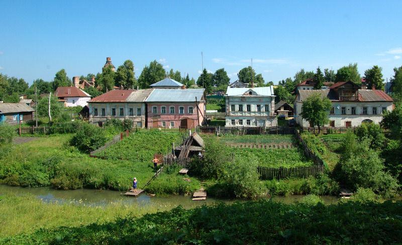 Село Вятское вошло в ассоциацию самых красивых деревень России
