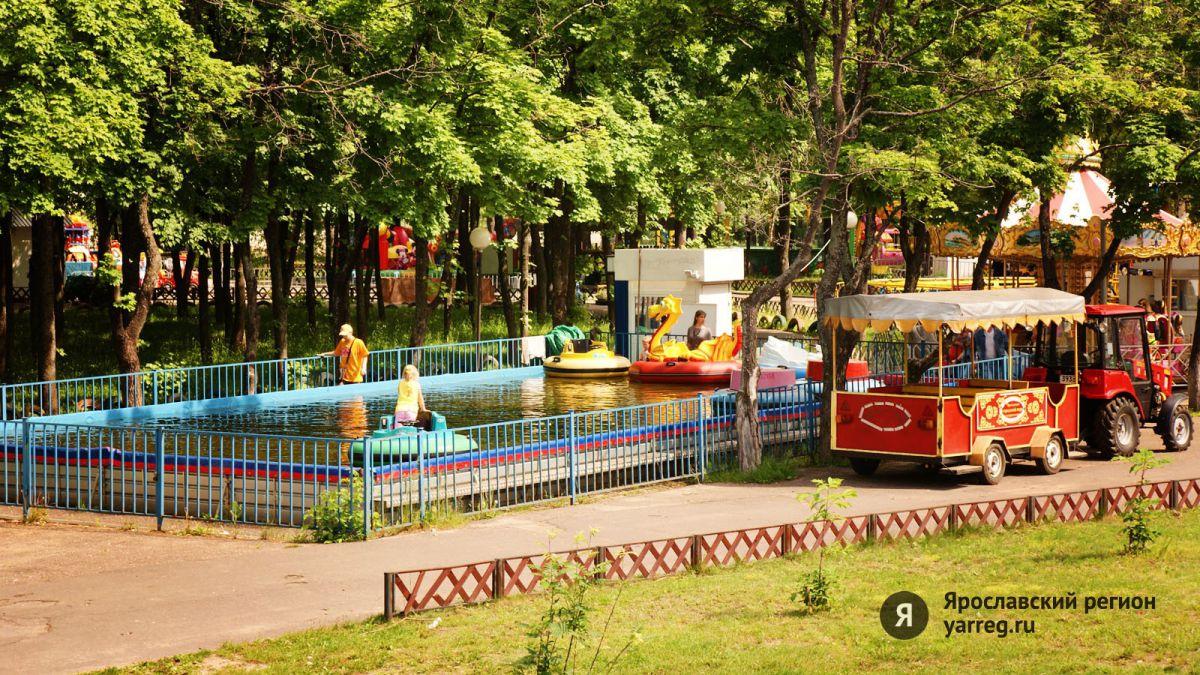 В Ярославле еще три парка обработали от клещей