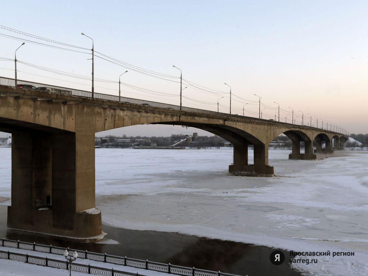 В Ярославле Октябрьский мост могут перекрыть на 9 месяцев
