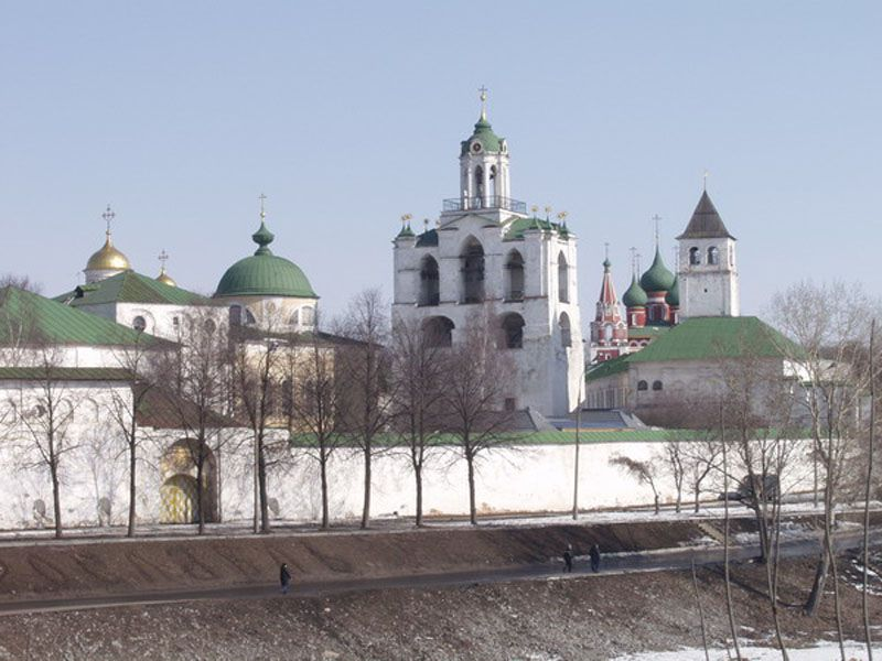 Ярославская область вошла в десятку самых популярных регионов у иностранцев