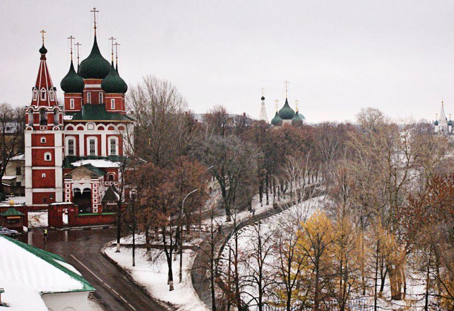 Ярославская туристическая инфраструктура стала объектом внимания московских операторов делового туризма