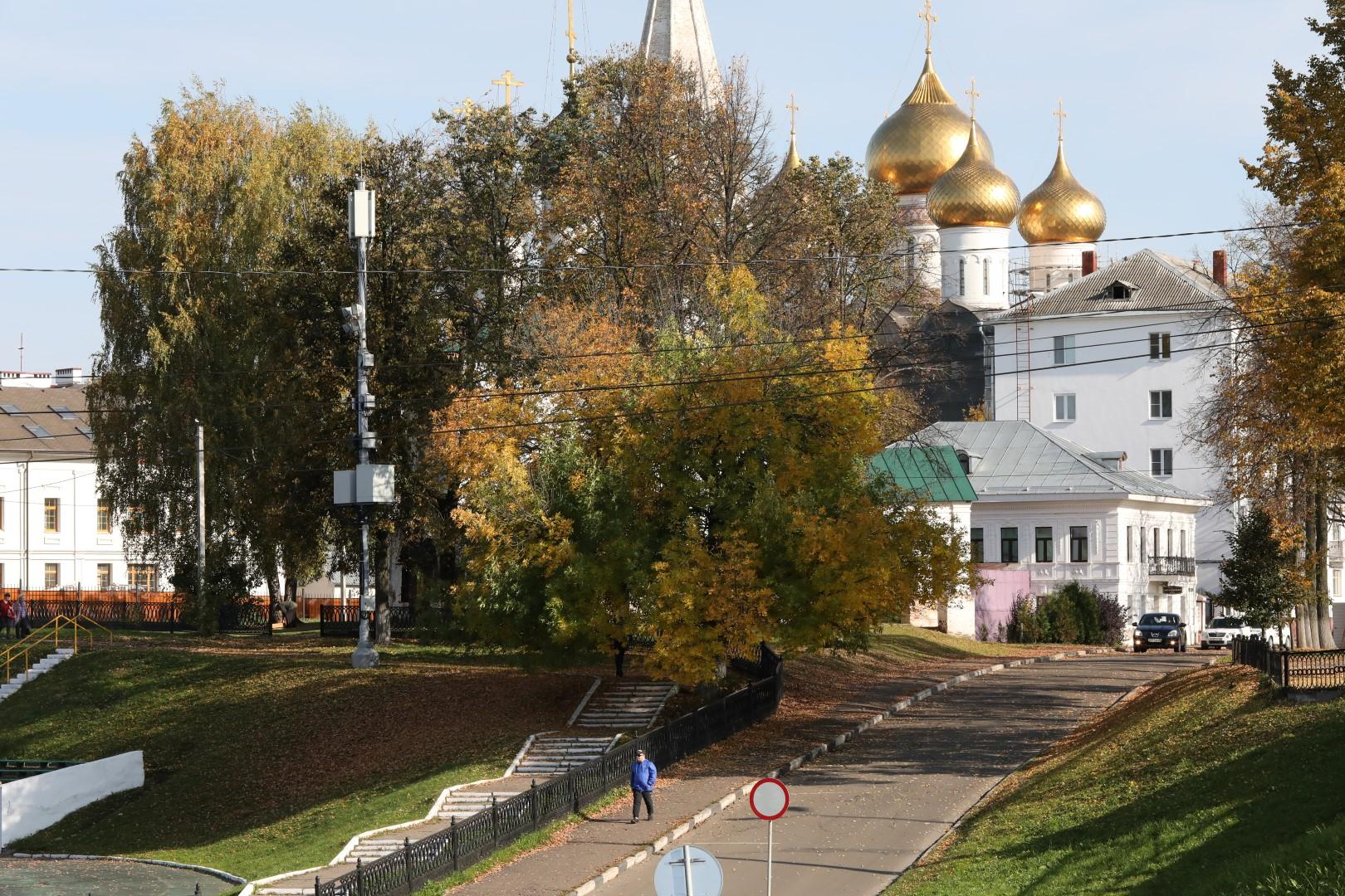 37 туристических проектов Ярославской области претендуют на федеральные субсидии