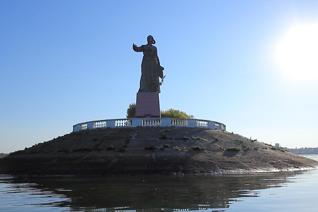 Рыбинская «Мать-Волга» включена в реестр памятников регионального значения