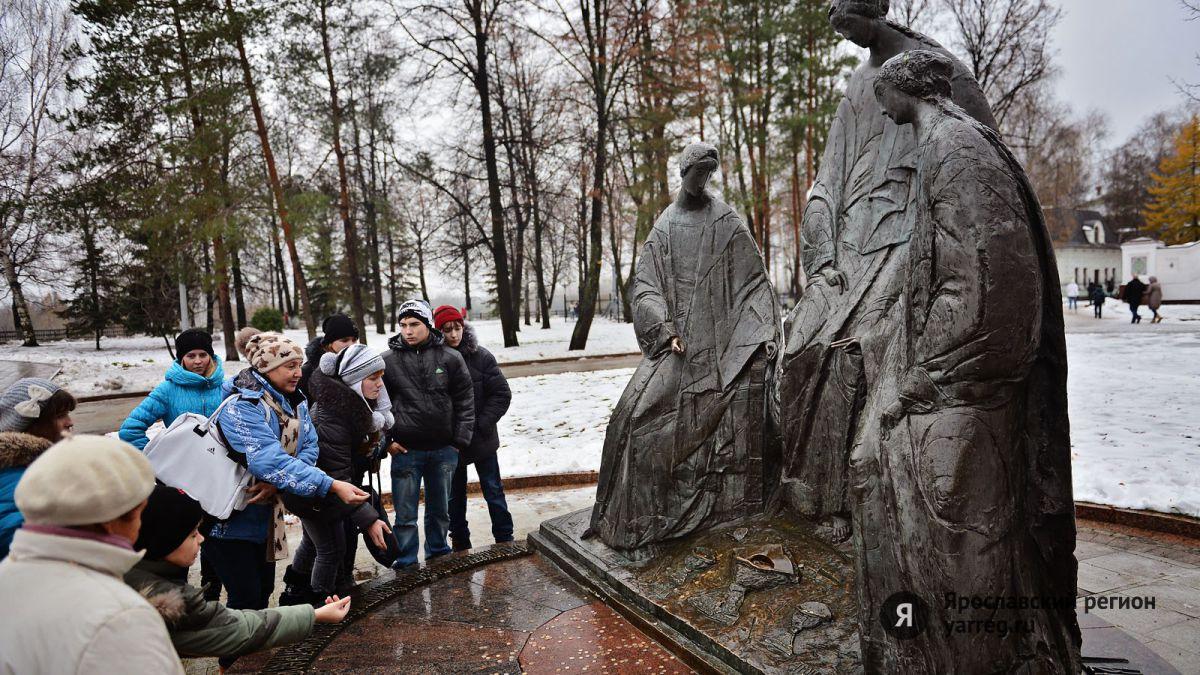 Рейтинг главных памятников Ярославля