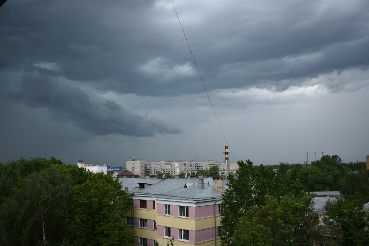В Ярославской области ожидается резкое похолодание и усиление ветра