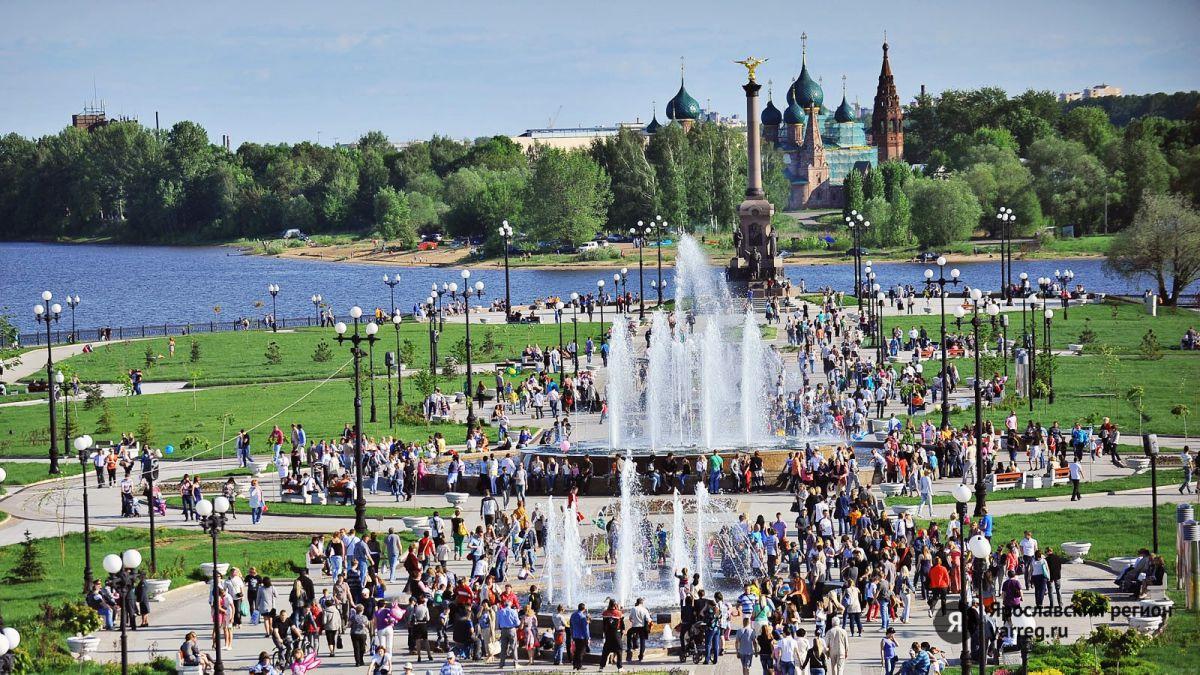 Мэрия Ярославля озвучила примерную программу Дня города