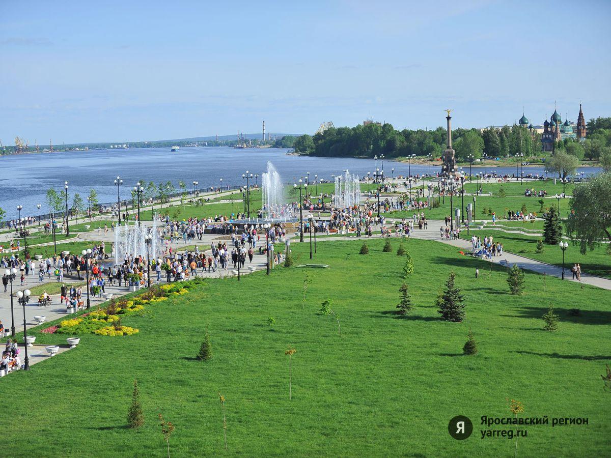 В субботу в центре Ярославля будут проходить сразу четыре фестиваля
