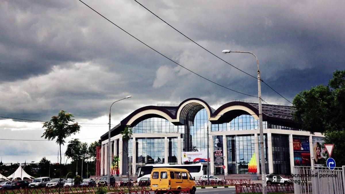 Тематический павильон «Россия – моя история» начнут строить в сентябре