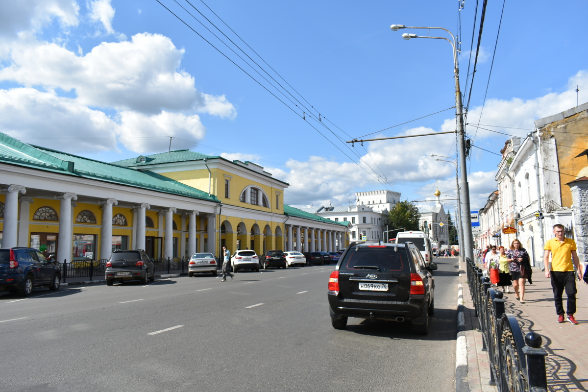 Синоптики рассказали, когда закончится период аномально теплой погоды в Ярославле