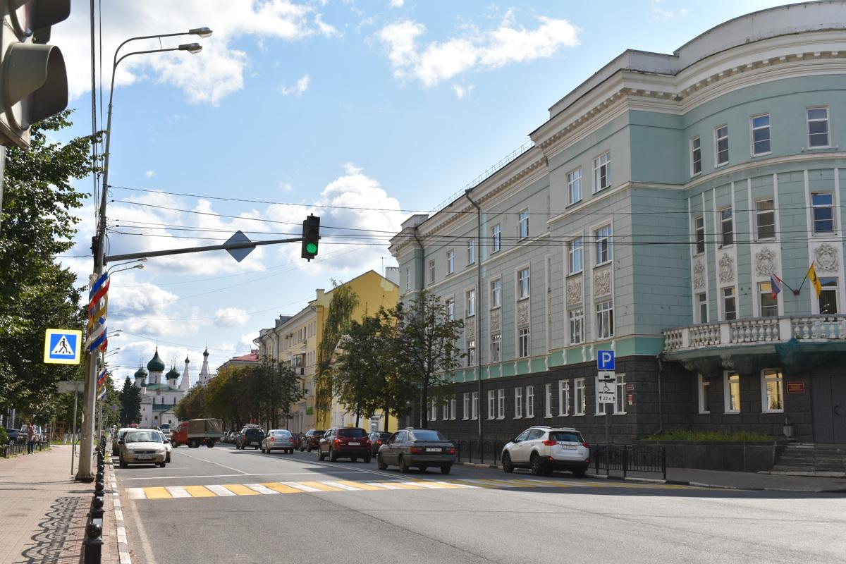 Из-за парада студентов в Ярославле перекроют часть дорог в центре