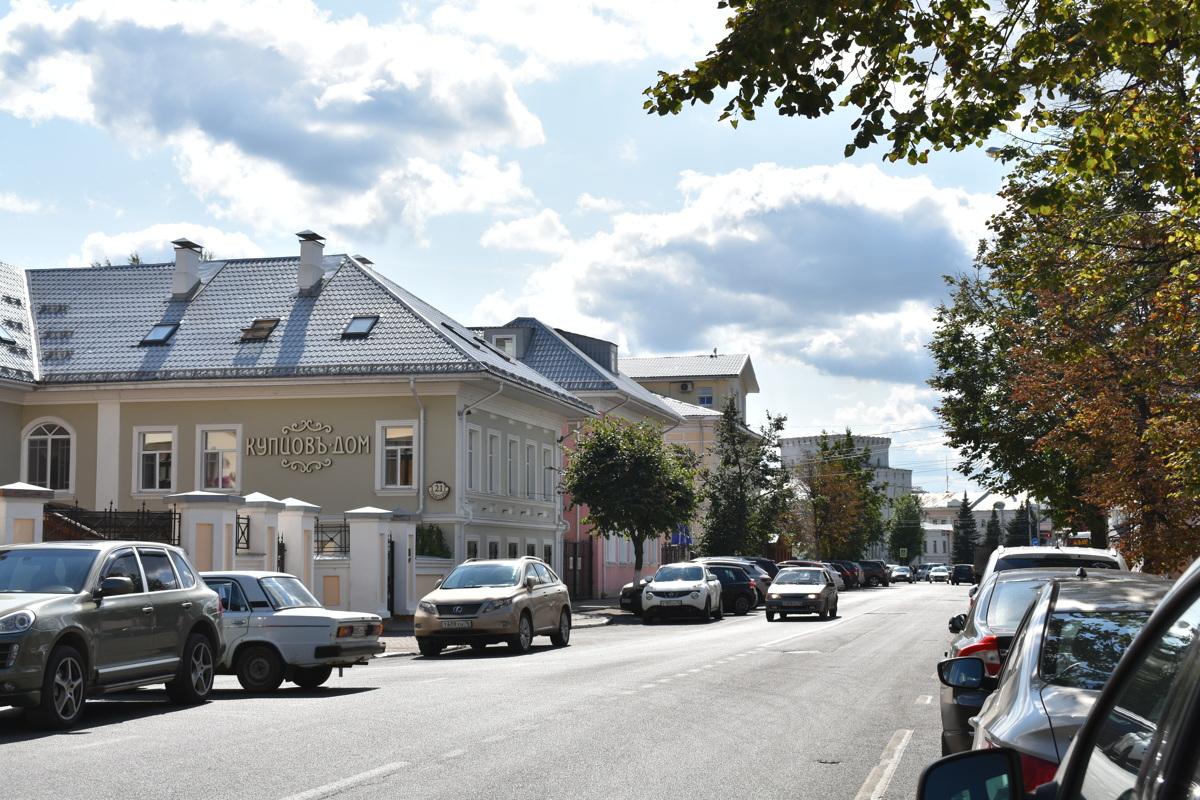 Из-за жары Гидрометцентр объявил в Ярославской области оранжевый уровень опасности