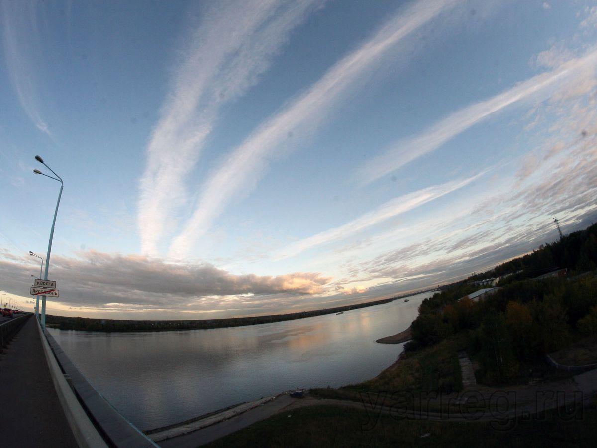 МЧС: в Ярославской области ожидается усиление ветра