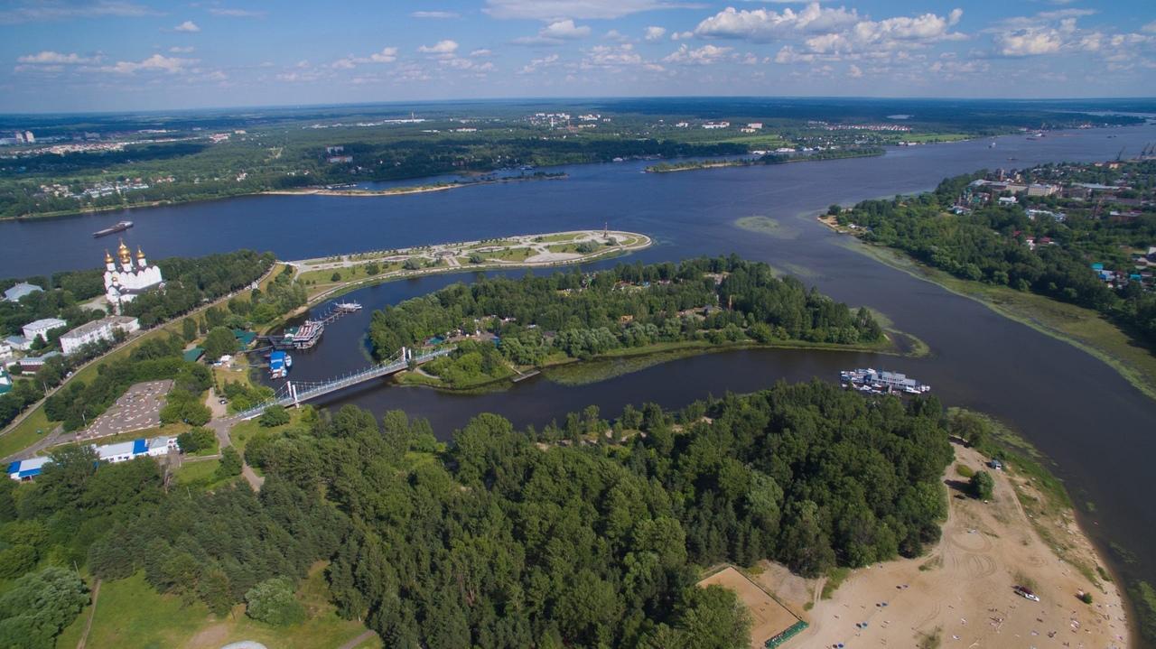 В Ярославле планируют построить новую окружную дорогу и мост через Волгу