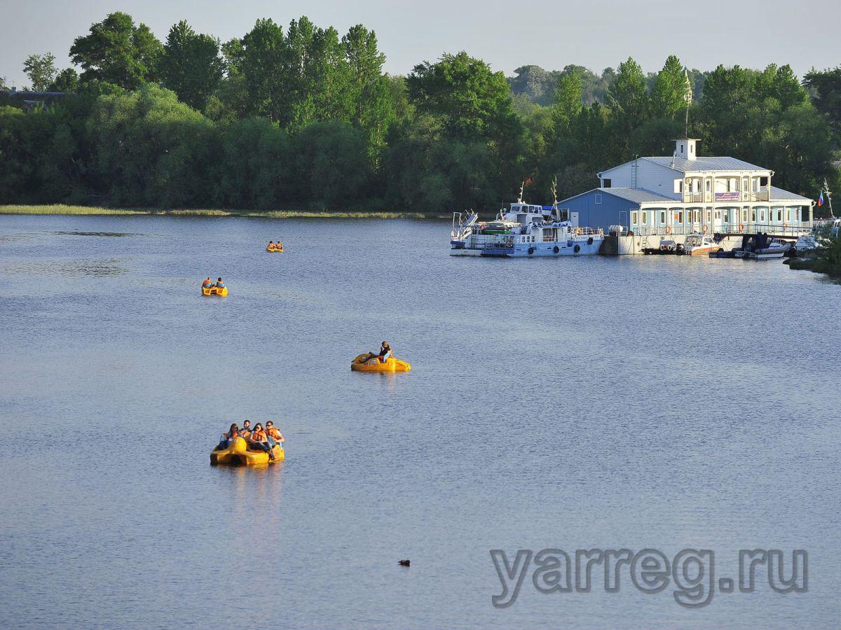 В Ярославской области ожидается сильная жара