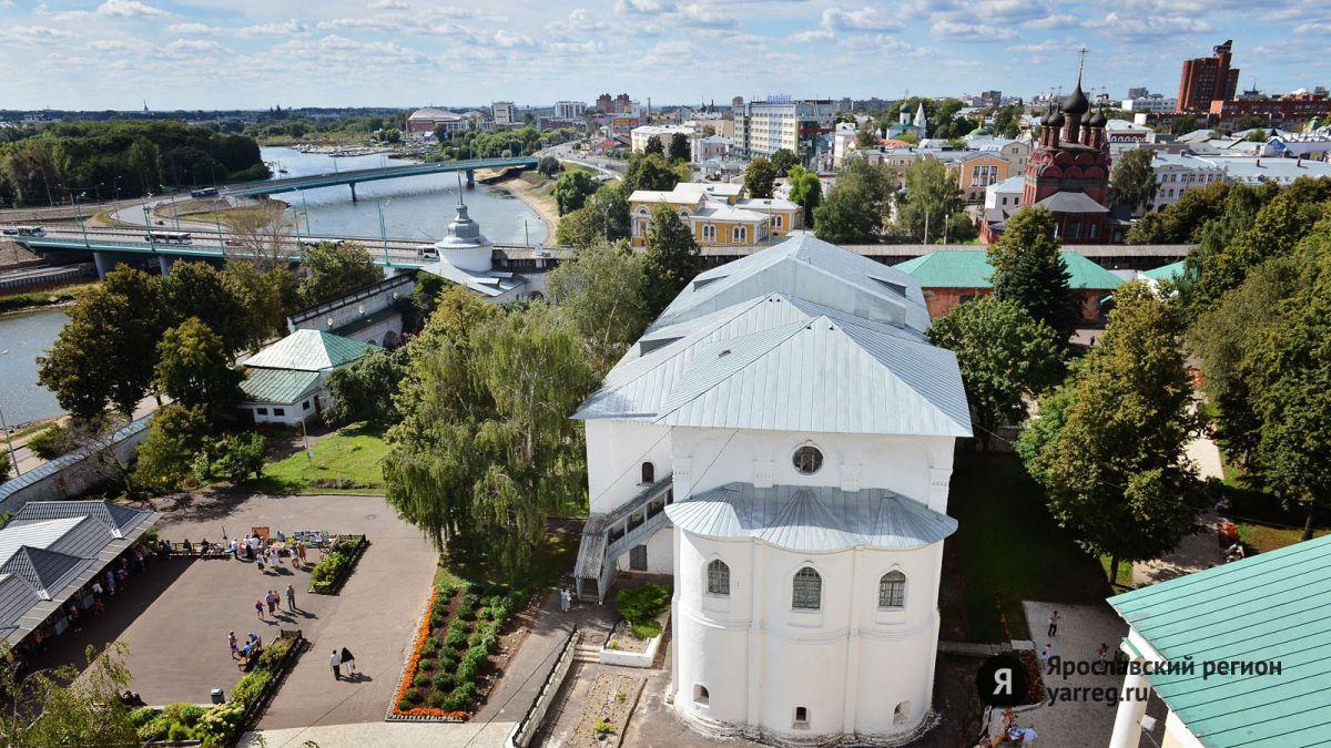 В Ярославле готовятся к фестивалю «Преображение»