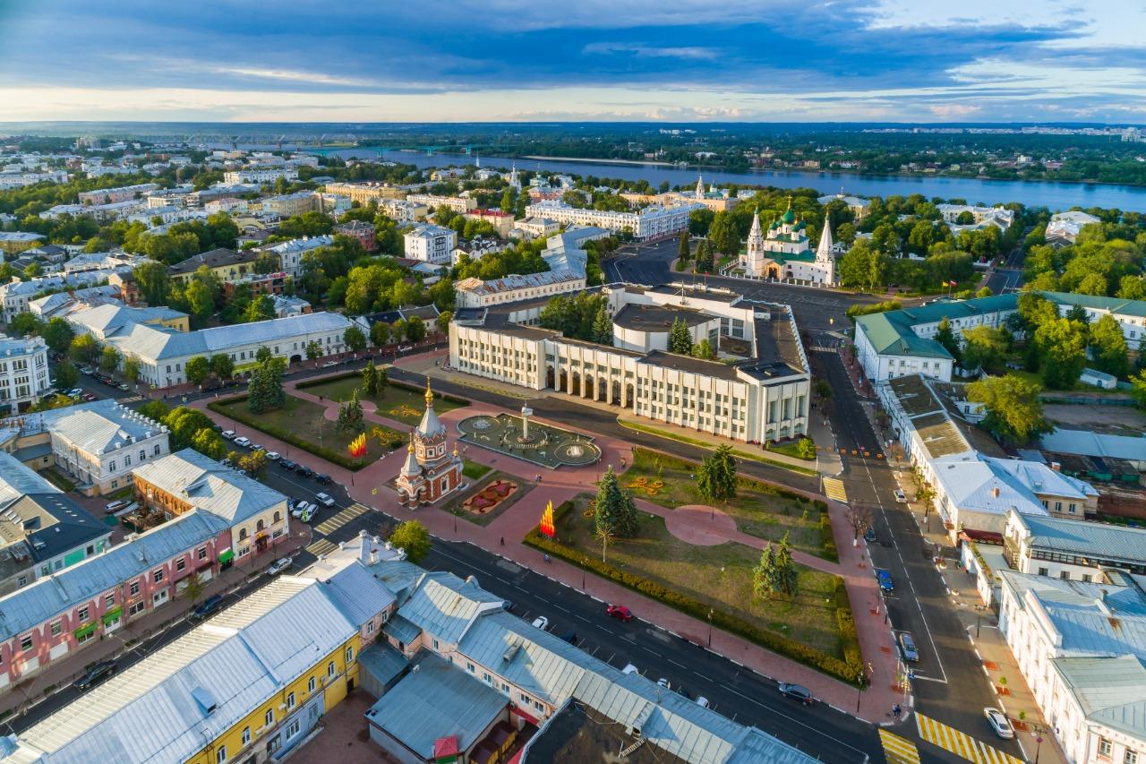 Новый сервис поможет властям Ярославской области проанализировать туристический поток