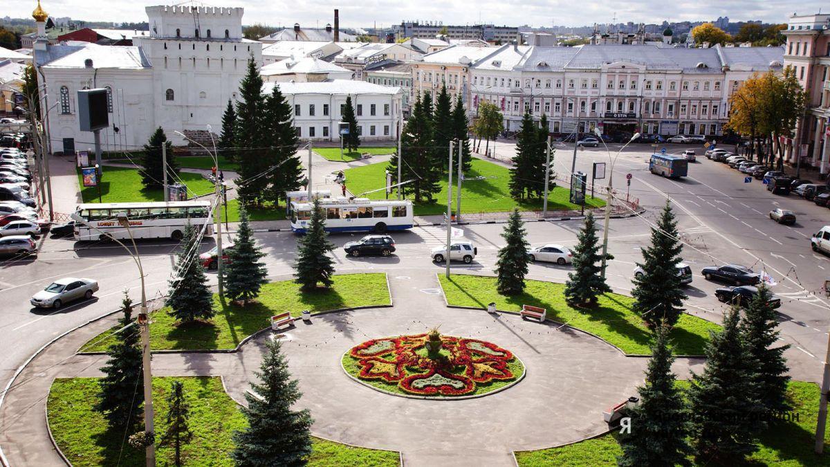 В Ярославле утвержден перечень платных парковок