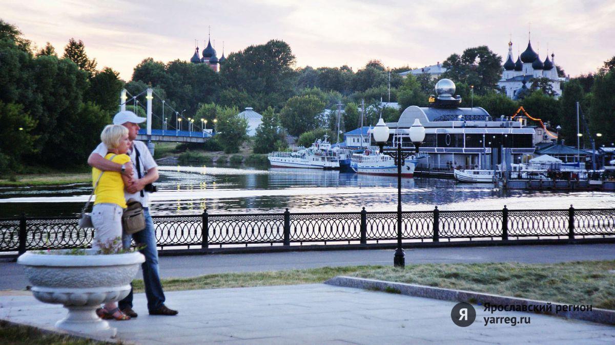 Поток туристов в Ярославль вырос почти на 40 процентов
