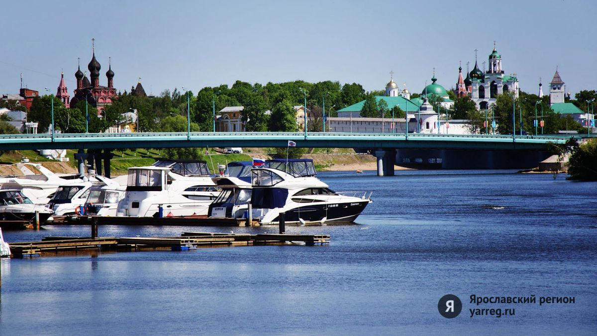 В Ярославле установят огромное колесо обозрения