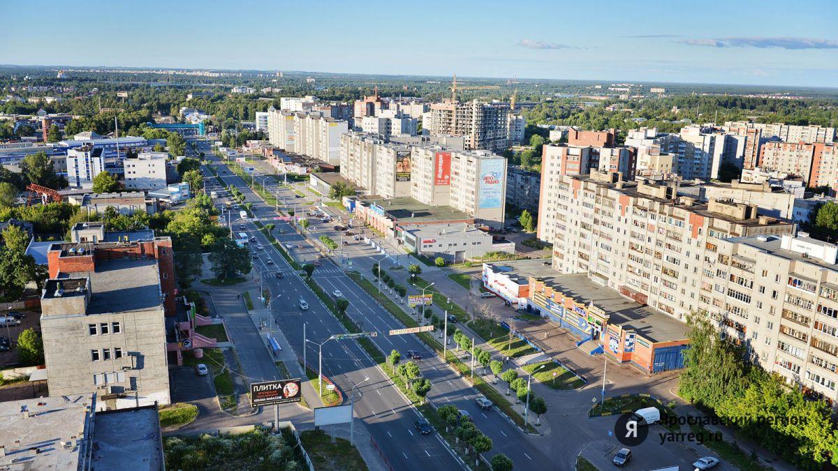 В Ярославле днем в пятницу отключат светофоры на Московском проспекте
