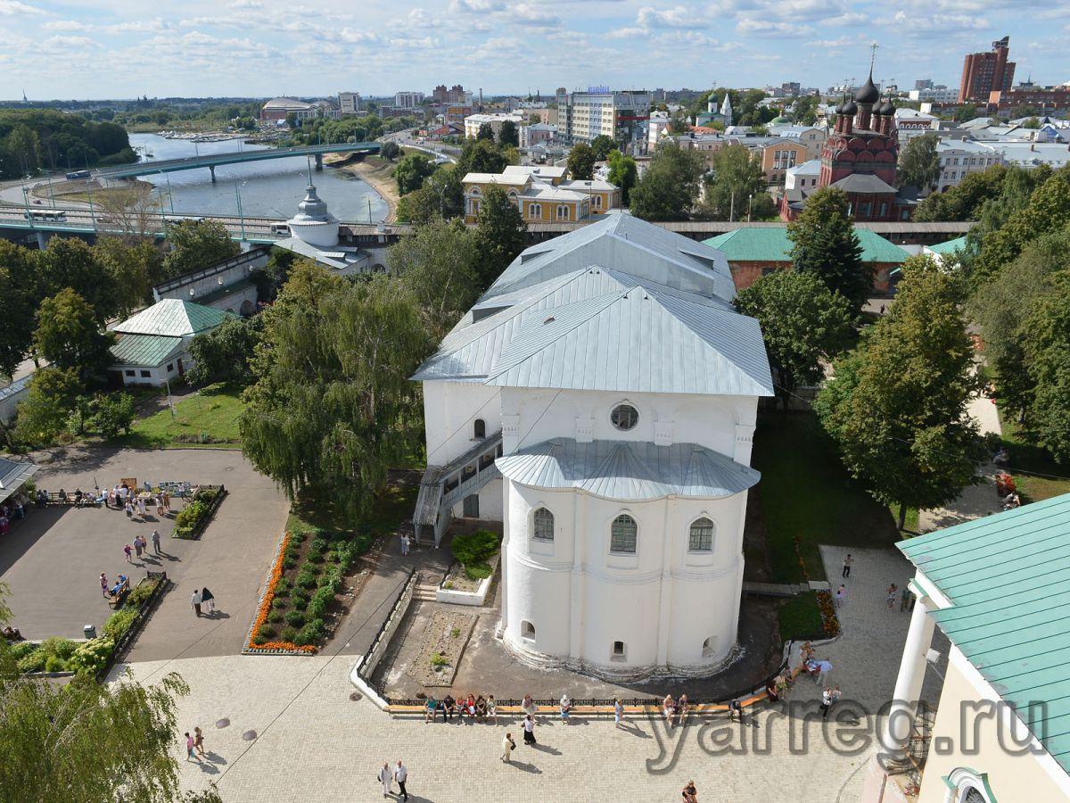Ярославль стал шестым в списке лучших городов России