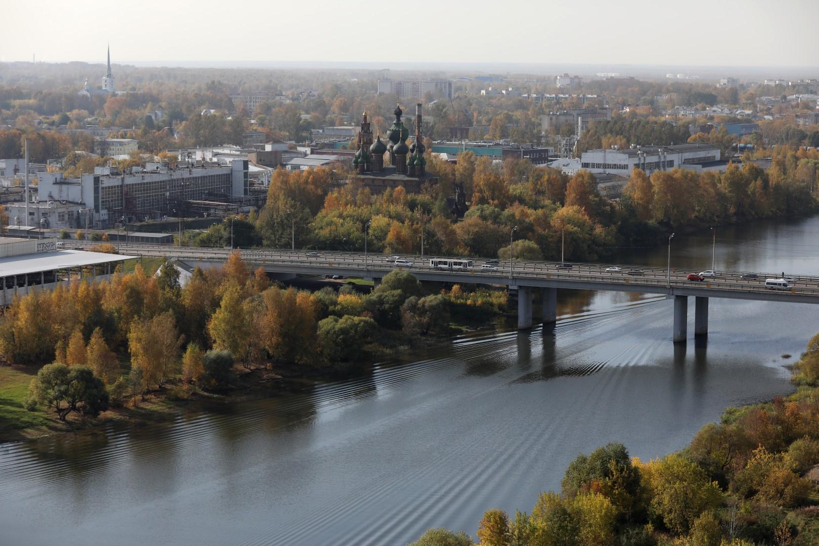 Ярославль вошел в число самых популярных железнодорожных направлений из Москвы и Санкт-Петербурга