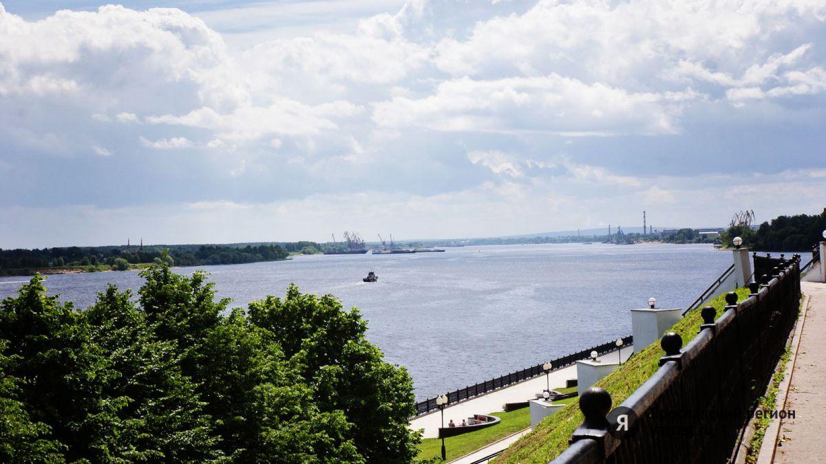 Ярославцы смогут отдохнуть от жары в выходные