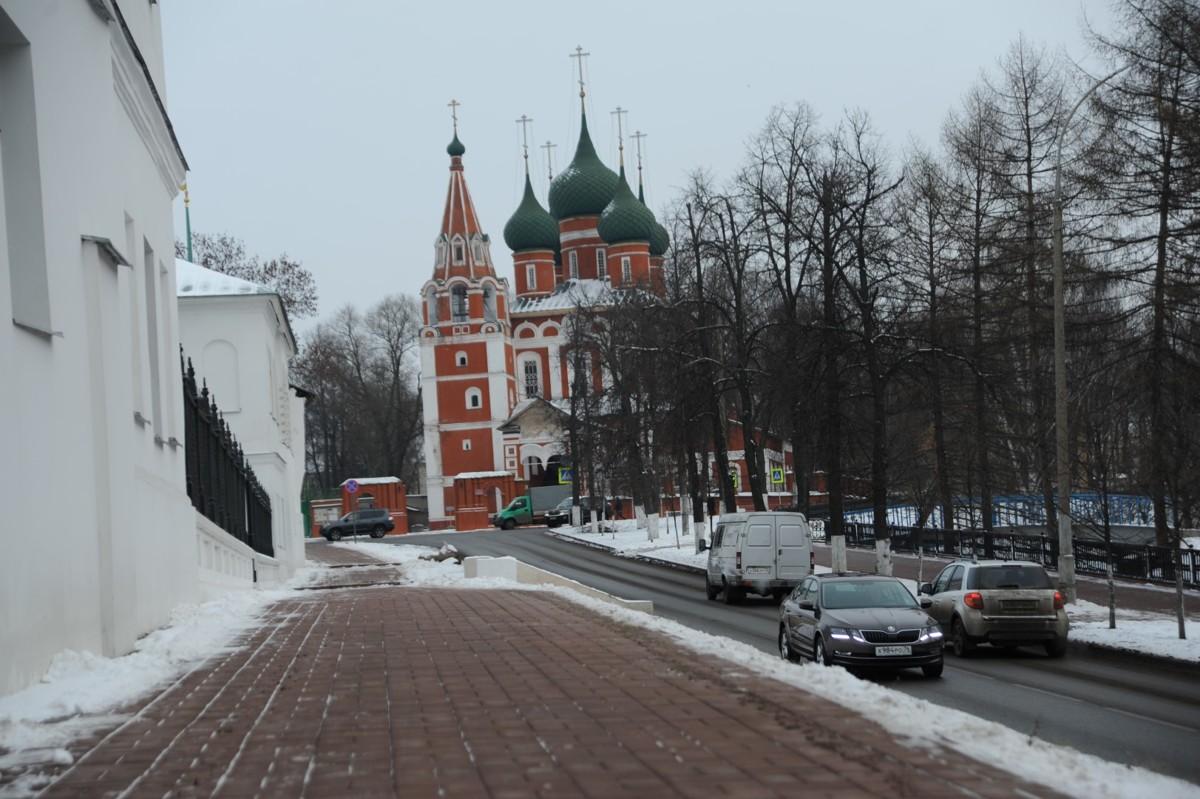 Ярославль вошел в тройку самых культурных городов России